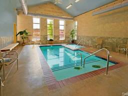 Строительство бассейнов в частных домах