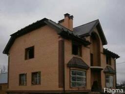 Строительство частных домов. Комплексное строительство.