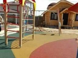 Строительство детских, спортивных площадок