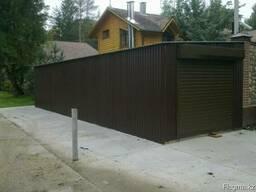 Строительство гаражей - фото 4
