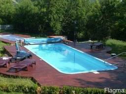 Строительство и реконструкция бассейнов под ключ с гарантией