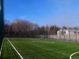 Футбольное поле цена, Строительство спортивных площадок