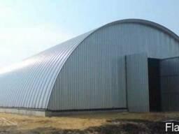 Строительство зерновых ангаров - фото 2
