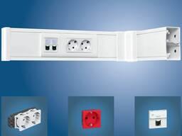 Структурированная кабельная система (СКС) , сеть для офиса
