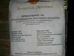 """Сухой заменитель молочного продукта"""" Золотая долина"""""""
