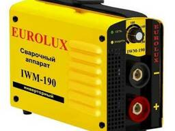 Сварочное оборудование Eurolux IWM190