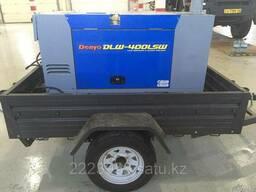 Сварочный агрегат дизельный Denyo DLW 400 LSW Япония