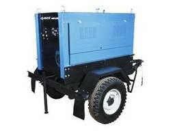 Сварочный агрегат Саг АДД 2*2502 9 на шасси (вод. охла-е)