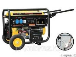 Сварочный бензиновый генератор PIT P55005,7 КВТ