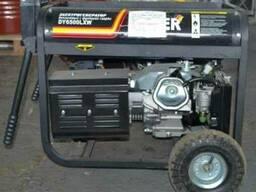 Сварочный генератор Huter DY6500LXW 5 кВт