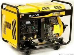 Сварочный генератор KIPOR KDE180EW/TW