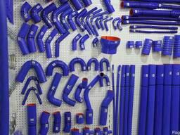 Сверхпрочные патрубки из силикона