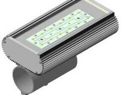 Светильник дорожный промышленный фасадный ландшафтный LED