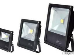 Светодиодное освещение: лампы, прожектора, светильники
