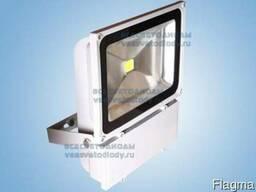 Светодиодный прожектор: 80W, IP 65, led, цвет белый