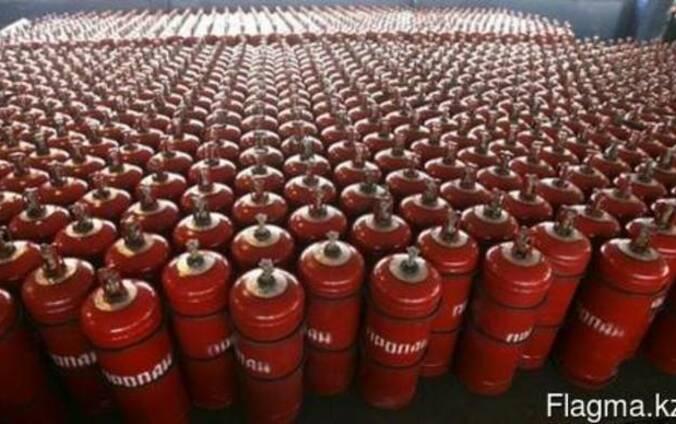 Сжиженный газ LPG (пропан, бутан)