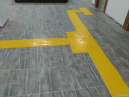 Тактильная плитка для слепых их прочного бетона