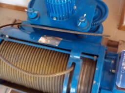 Таль канатная электрическая типа ТЭ, 2 т. - фото 2