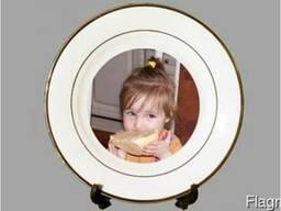 Тарелка для сублимации (большая)