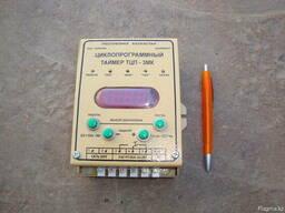 Таймер цифровой циклопрограммный ТЦП-3МК-У3-С(М, Ч)