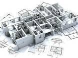 Технический проект, перепланировка квартир.