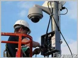 Техническое обслуживание видео-наблюдения