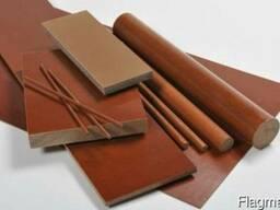 Текстолит листовой и стержневой