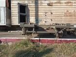 Тележка железнодорожная для грузовых вагонов - фото 4