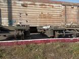 Тележка железнодорожная для грузовых вагонов - фото 6