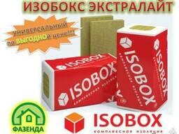 Теплоизоляционные плиты Изобокс Экстралайт 31кг/куб. м50