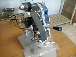 Термодатер DY-8 аппарат для нанесения даты. - фото 2