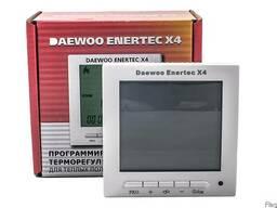 Терморегулятор для теплого пола Daewoo Enertec X4 программ.