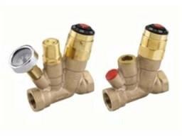 Термостатический балансировочный клапан МТСV