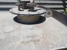 Титановая емкость ВТ-1-0, 900кг - фото 3