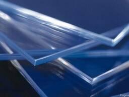 Толщиной 4 мм акриловое стекло Новаттро, прозрачного цвета