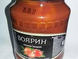 Томаты, томаты черри маринованные с/б ж/б