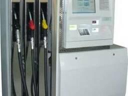 Топливораздаточная колонка со встроенным терминалом управлен