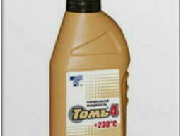Тормозная жидкость томь-4