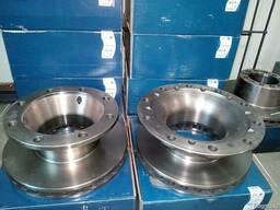 Тормозные диски на грузовые машины Volvo Daf Man Saf Merced