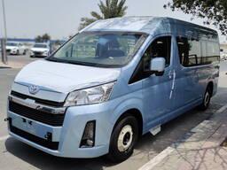 Toyota Hiace 2, 8 литр, Дизель КПП Автомат, 13 мест, GL