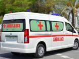 Toyota Hiace high roof GL 2.8l turbo diesel Ambulance - фото 2