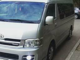 Toyota hiace Пассажирские перевозки