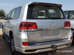 Toyota Land Cruiser VX. R V8 5. 7 2020 модель