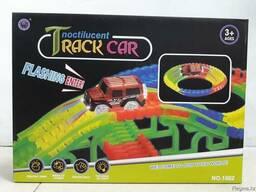 Track CaR - Оригинал! Трек Мэджик трэк! 128 деталей мост. M