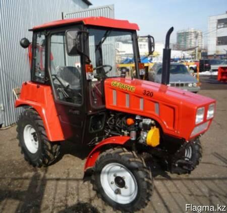 Трактор Беларус 320.4/МТЗ 320.4М