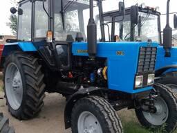 Трактор МТЗ 80. 1