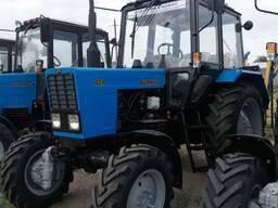 Трактор МТЗ 82. 1