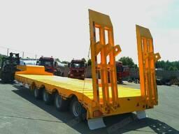 Трал 80 тонн; Новый. 16 м. гарантия 10 лет - фото 2