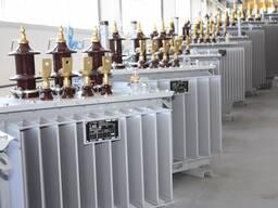 Трансформаторы ТМГ Комплектные подстанции КТП КТПН