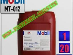 Трансмиссионное масло mobil delvac 1 gear oil ls (mobilube